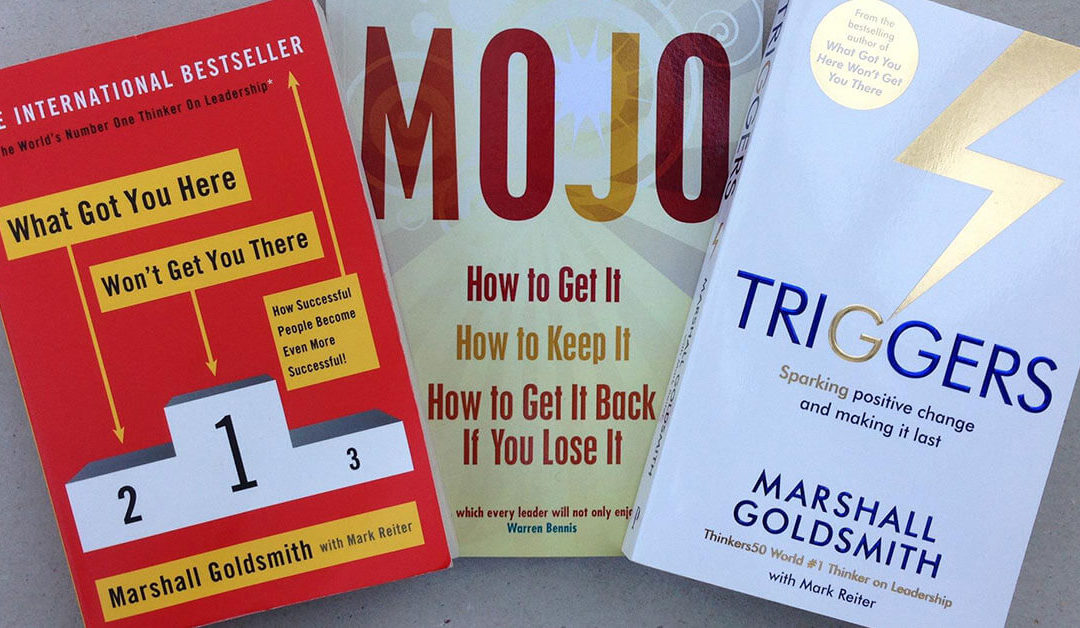 3 Books to Help You Get Better at Business Leadership