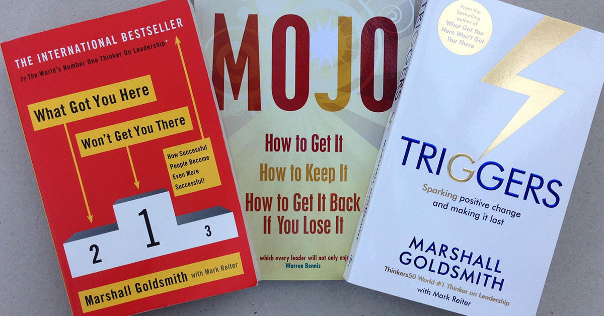 3 of the Best Books on How to Get Better At Business