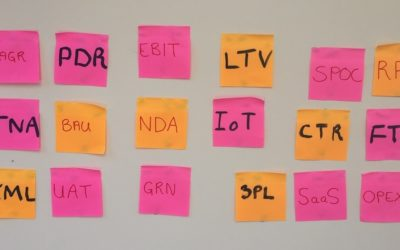 Business Acronyms – How to Avoid/Decode Them