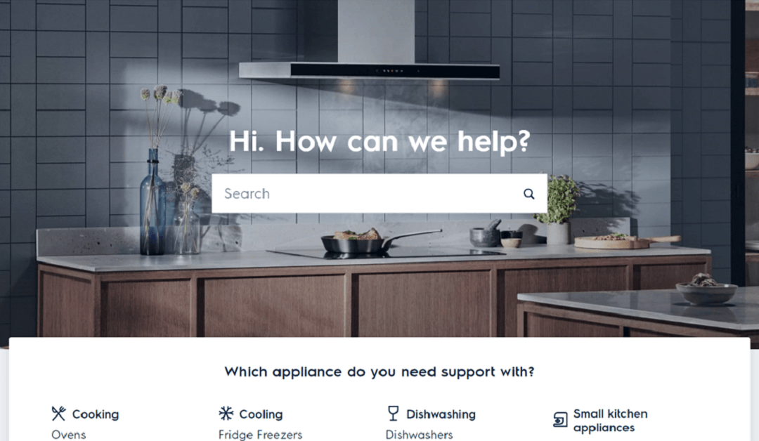 A Catalyst for Change – Electrolux