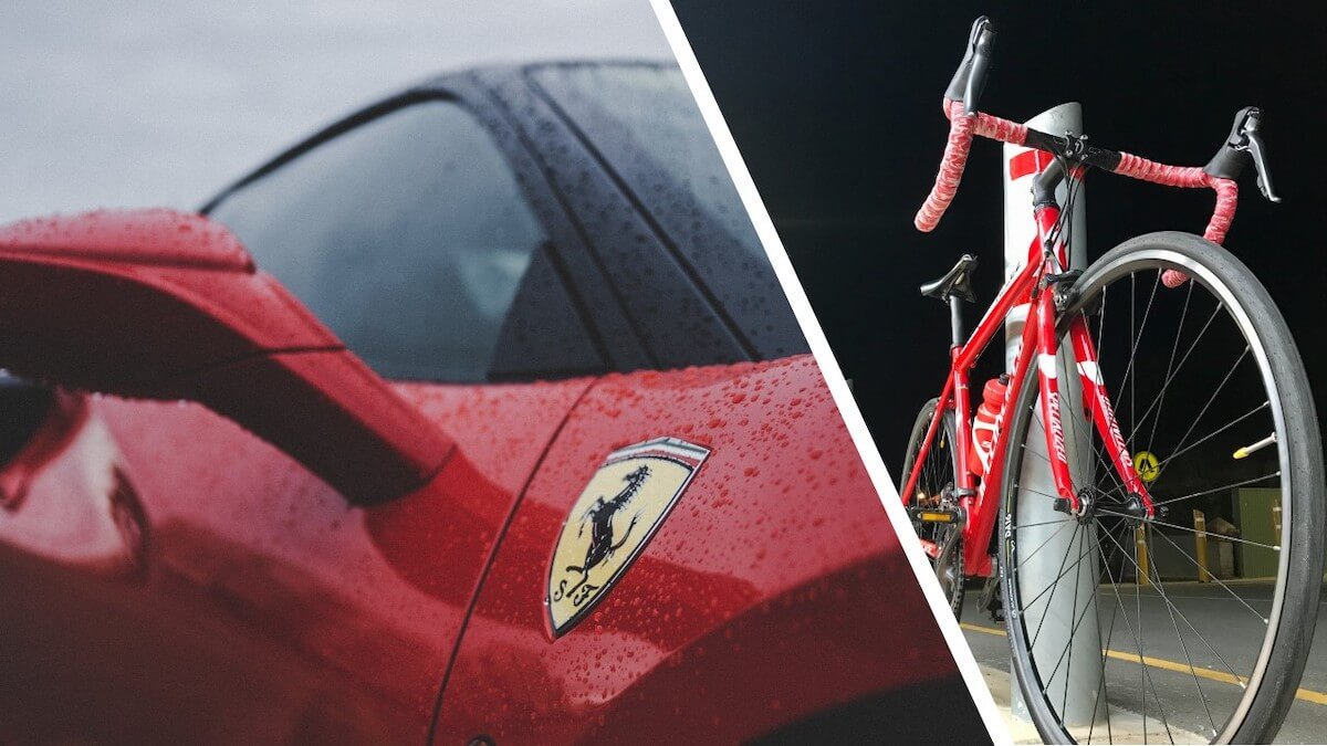 agile-business-ferrari-vs-bike