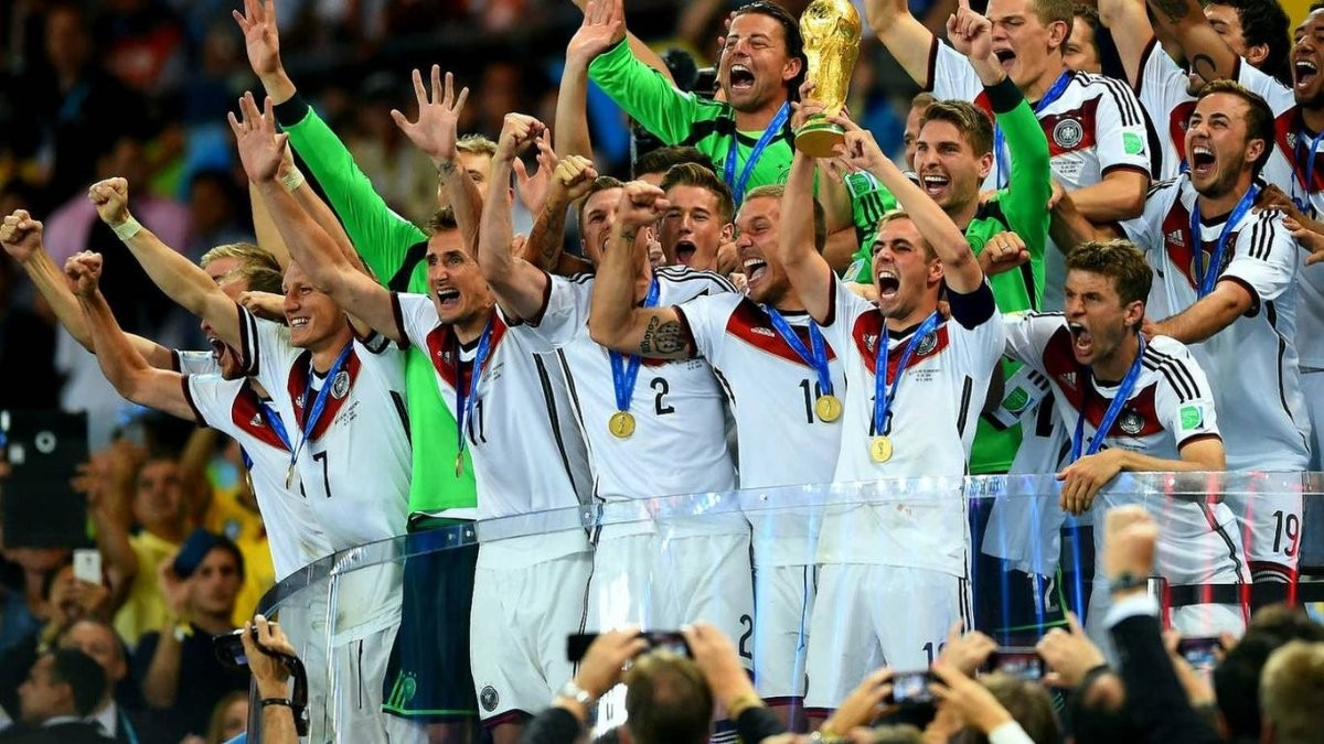 Playing to Win World Cup Germany in 2014