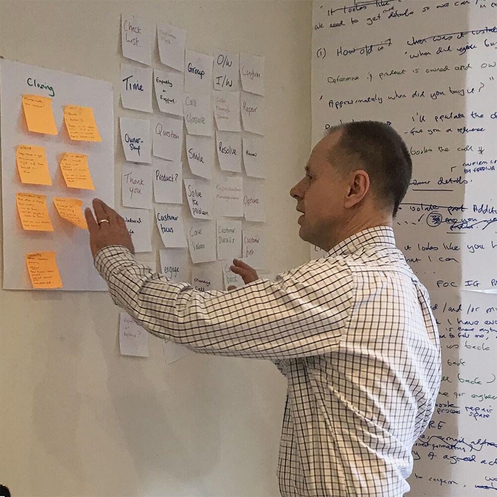 Chris Dunn Business Change Initiation Process