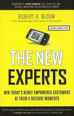 Book Cover of The New Experts by Robert Bloom