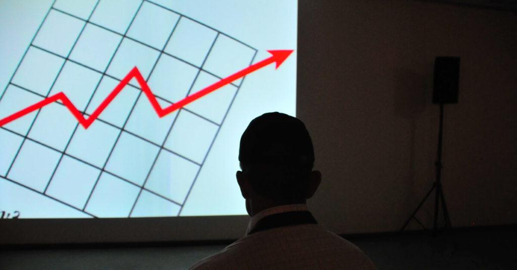 Increase Revenue chart