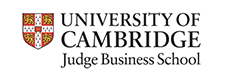 University of Cambridge Judge Business School Logo